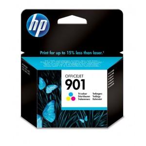 HP HCC656AE 901 Tri-colour Officejet Ink Cartridge