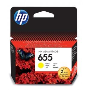 HP HCZ112AE Yellow Ink Advantage Cartridge