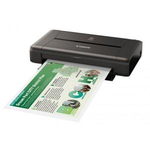 CANON 9596B009AA INK - IP-110 PORTABLE A4 PRI + BAT