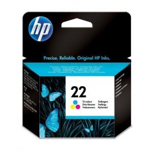 HP HC9352AE 22 Tricolour Ink Cartridge