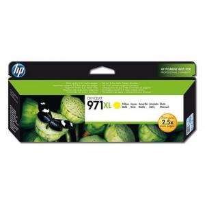 HP HCN628AE 971XL High Yield Yellow Ink Cartridge