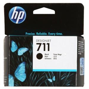 HP HCZ133A 711 80ml Black Ink Cartridge
