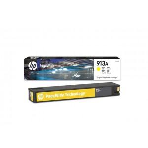 HP HF6T79AE 913A Yellow Original PageWide Cartridge