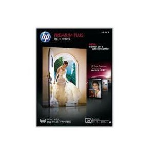 HP HCR676A Premium Plus Glossy Photo Paper - 13 x 18 cm