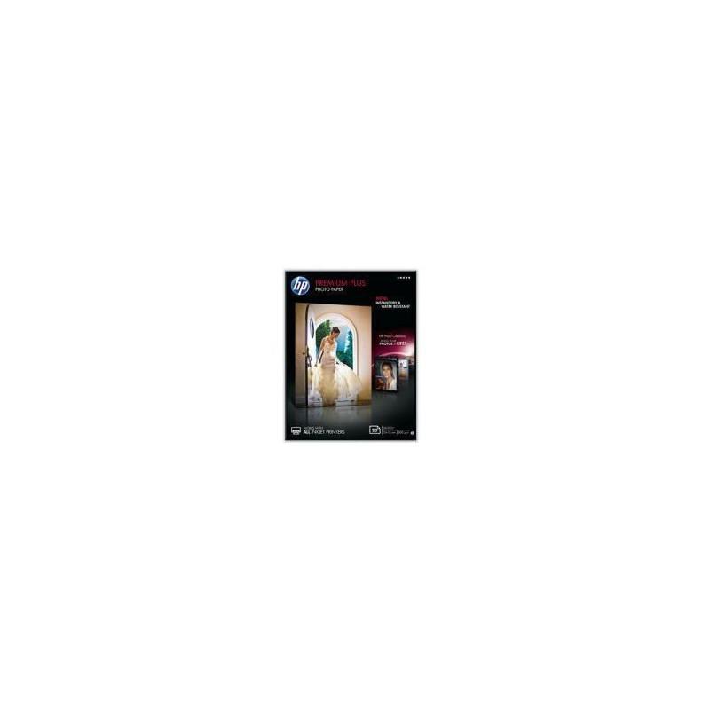 HP HCR676A Premium Plus Glossy Photo Paper - 13 x 18 cm