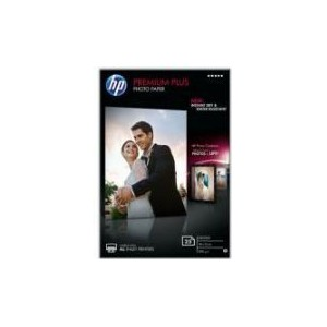HP HCR677A Premium Plus Glossy Photo Paper - 10 x 15 cm