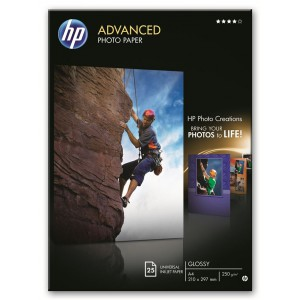 HP HQ5456A Advanced Glossy Photo Paper
