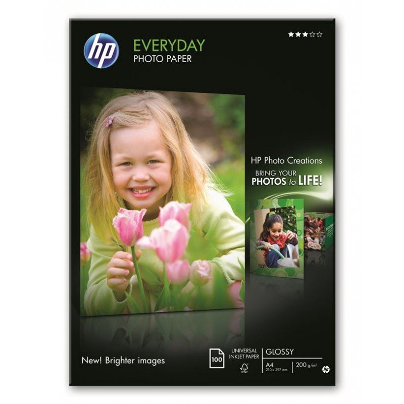 HP HQ2510A Everyday Glossy Photo Paper