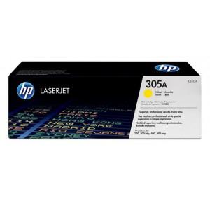 HP HCE412A 305A Yellow Toner Cartridge