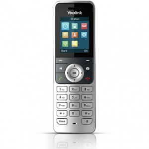 YEALINK Wireless DECT Phone W53P with Base - SIP Cordless Phone System
