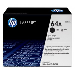 HP HCC364A Black Toner Cartridge for Laserjet P4010