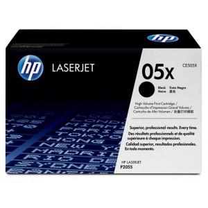 HP HCE505X Black High Yield Toner Cartridge for Laserjet P2050 Series