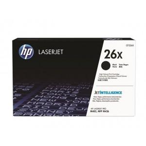 HP HCF226X Black Toner Cartridge for Laserjet Pro M402 and M426