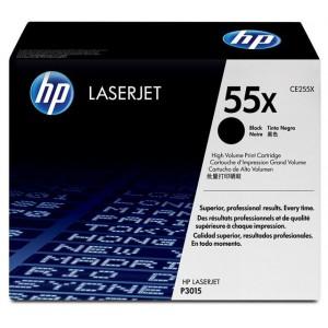 HP HCE255X Black High Yield Toner Cartridge for Enterprise 500 Series