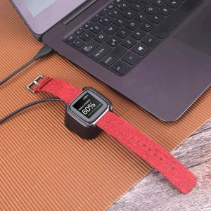 Replacement USB Charging Cable for Fitbit Versa