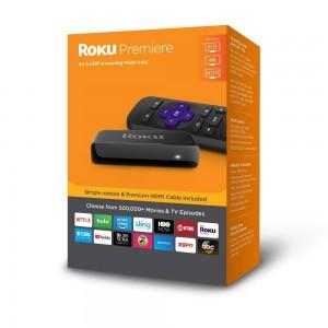 Roku Premiere Streaming Media Player - 3920