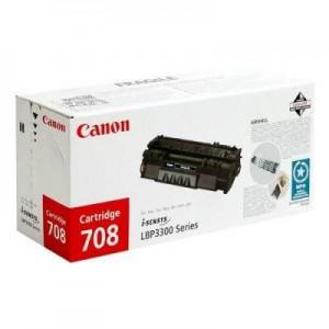 Canon C708  Black Toner for LBP3300 LBP3360