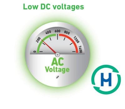 low-dc-voltages